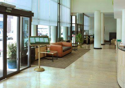 San Nicolas Yaguaron Hotel Lobby